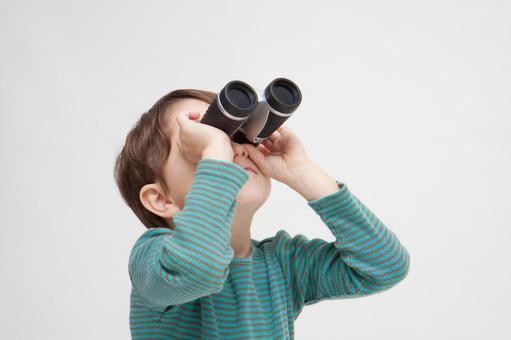 望远镜和男孩1
