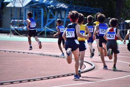 Track and Field Tracking