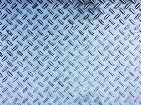 Texture material_Iron plate background pattern_g_24