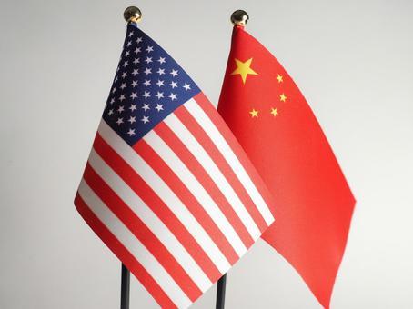 美國和中國