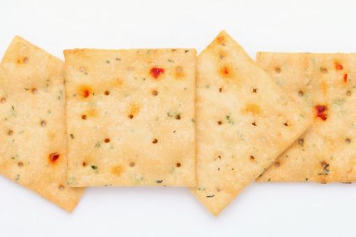 Vegetable cracker