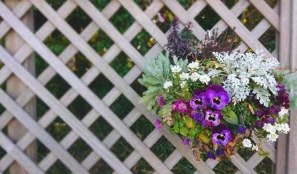 꽃 바구니