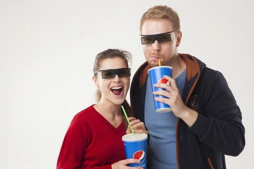 Watch 3D movies Couples 30