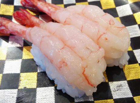 달콤한 새우 잡기