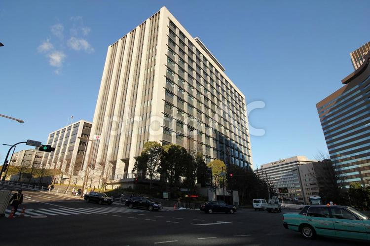 内閣府ビルの写真