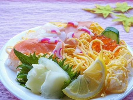 다채로운 초밥