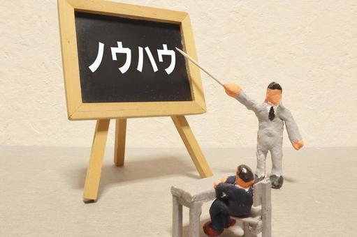 Teach know-how