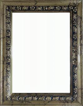 Antique style silver color frame