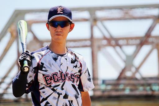 Male person baseball sports captain