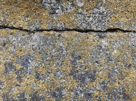 Cracked old concrete texture material _b_09