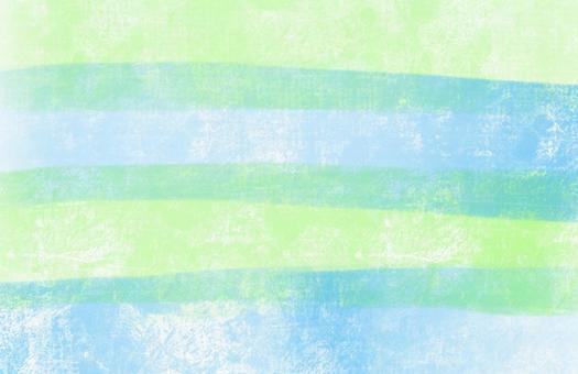 Crayon texture yellow green light blue