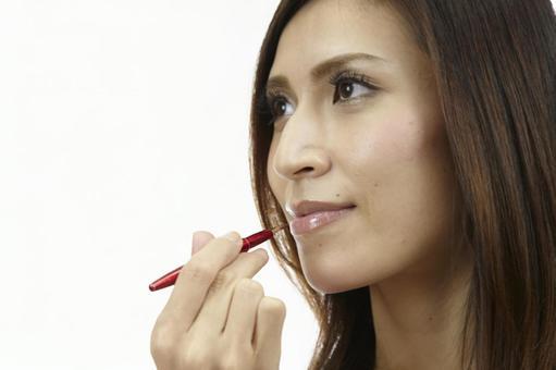 婦女油漆唇膏15
