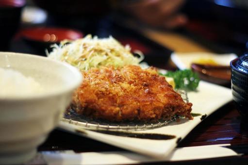 Tonkatsu套餐