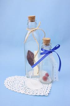 Cork bottle 2