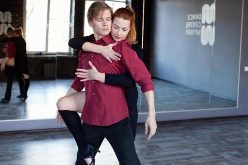 Dancing in a duet 11
