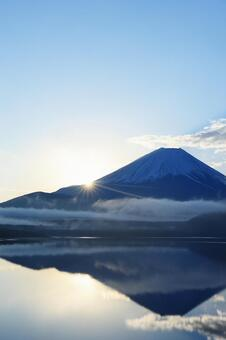 Sunrise from Mt. Fuji