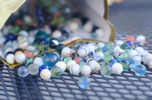 Many marbles 9