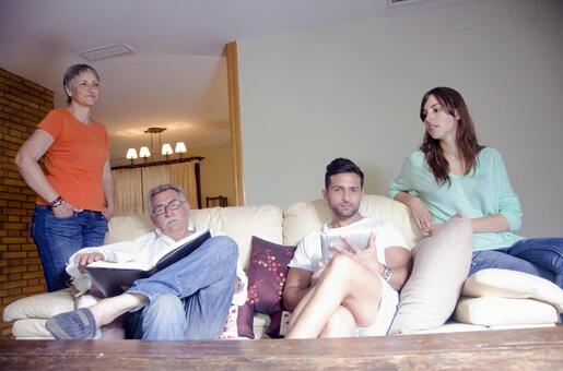 Relaxing family 1