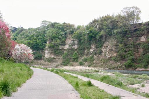 히로세 이미지 강변