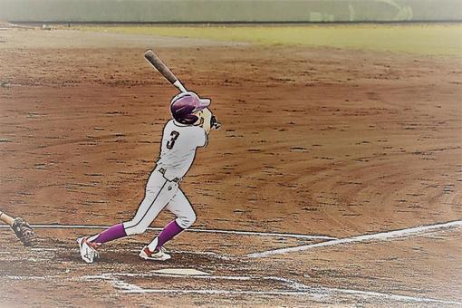 Baseball ①