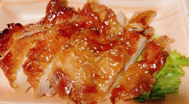 Chicken steak teriyaki