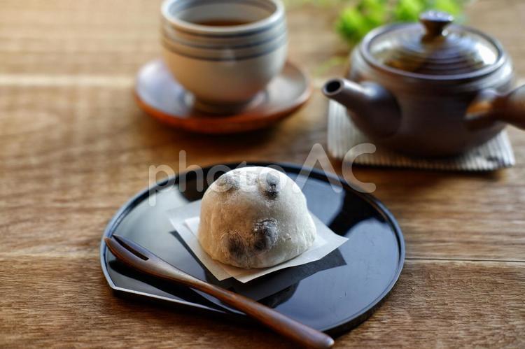 豆大福の写真
