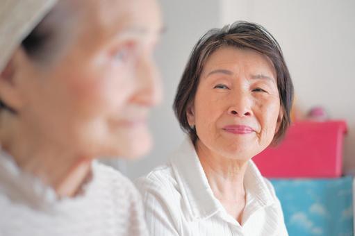 Old Old Care Nursing Mother 12
