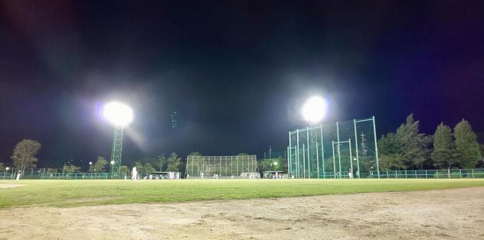 Baseball nighter