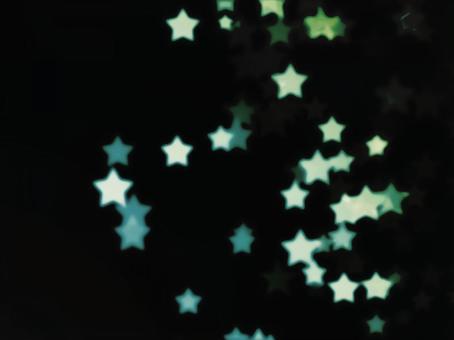 Background material · design · black x green star