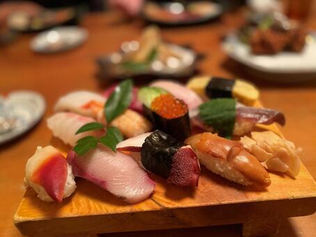 Sushi nigiri sushi SUSHI
