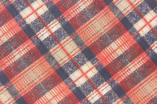 Check cloth 7