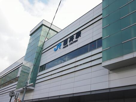 Fukui station building