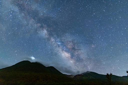 六月的銀河系