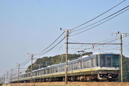 Railway, 223 series train 12-car train 003