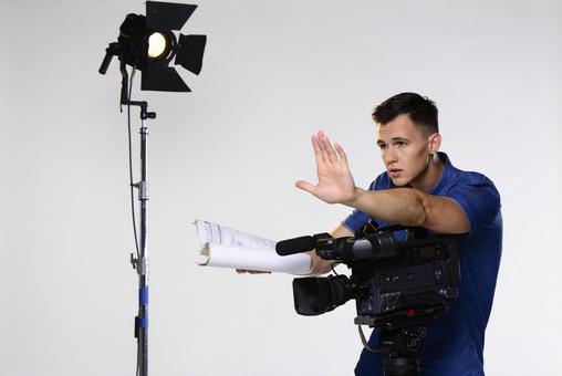 Studio shooting 1