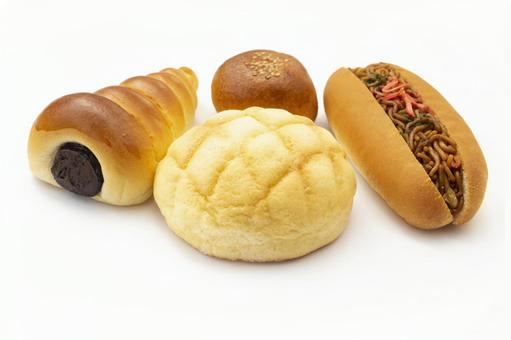 크림 빵 여러가지 2