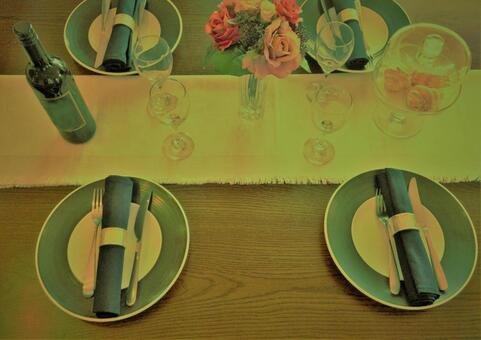 Tableware · tableware · family (color)