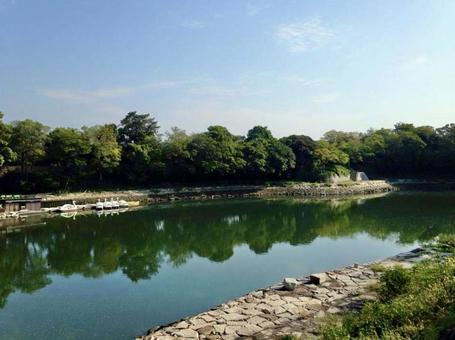Asahikawa duck boat