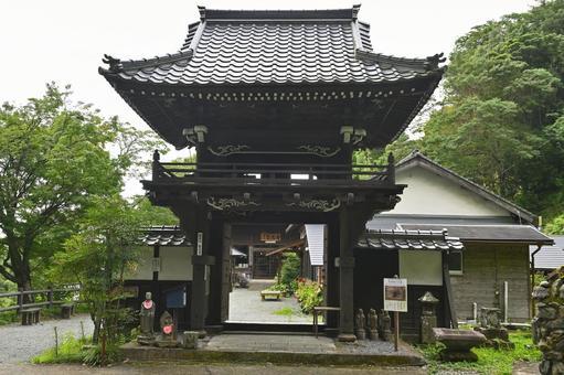 "Fukou-ji Temple ""Sanmon"""
