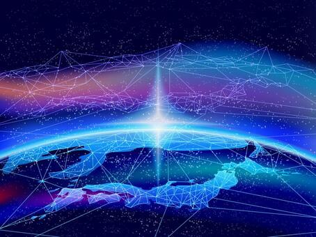 技術業務的曙光-全球網絡