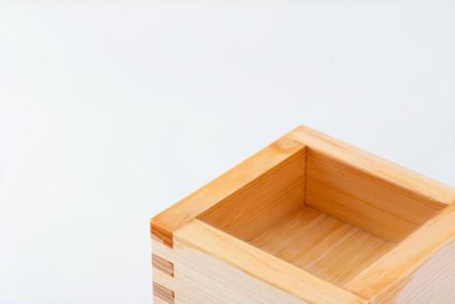 Image of sake (Ichigo Masu and sake)