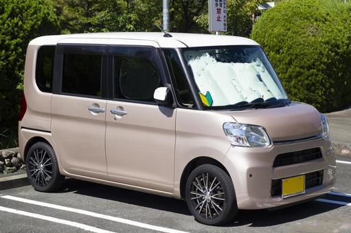 Daihatsu Tanto Pink