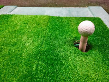Golf driving range 5