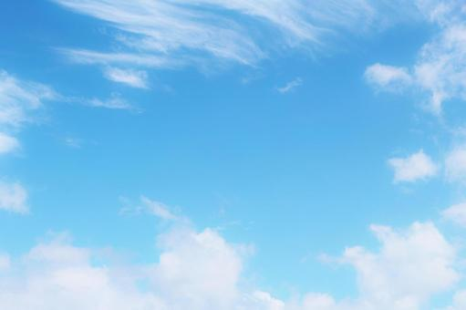 푸른 하늘 프레임