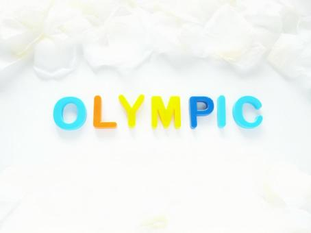 OLYMPIC [Character material]