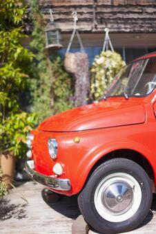 FIAT500红旗轿车2