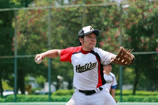 Male Baseball Pitcher Youth Sports Business