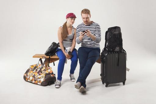 A couple to travel 21
