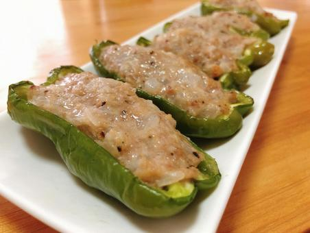 Stuffed peppers side dish