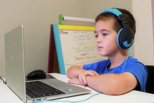 在線學習小學家庭學習